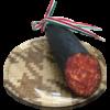 Paprikás vastagkolbász Méteres, Fél méteres (csípős/csemege) /kg