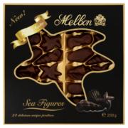 Melbon tengeri gyümölcs desszert ét csok.kakaós-mogy. Krém.töltv 24db 250g