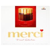 Merci Finest Selection 8 csokoládé különlegesség 250 g