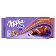 Milka alpesi tejcsokoládé mogyorómasszával 100 g