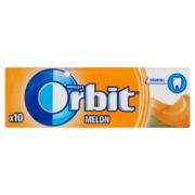 Orbit Melon dinnyeízű cukormentes rágógumi 10 db 14 g