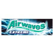 Airwaves Extreme drazsé cukormentes rágógumi 14 g