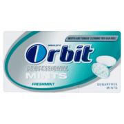 Orbit Prof.Mints Freshmint ment cukormentes töltetlen kemény cukorka 18g