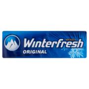 Winterfresh Orig.menta- és ment.cukormentes rágógumi 14g