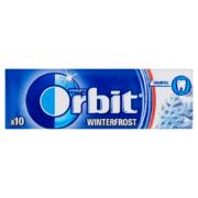Orbit Winterfr.menta és mentízű cukorment.rágógumi 10db 14g