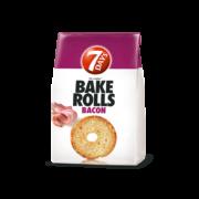 7Day's Bake Rolls bacon 70g