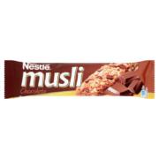Nestle Müzliszelet tejcsokoládéval vitaminokkal és ásványi anyagokkal 40g