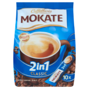 Mokate 2in1 instant kávé 10x14g