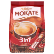 Mokate 3in1 instant kávé 10x18g