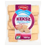 Detki cukormentes háztartási keksz édesítőszerekkel 160 g