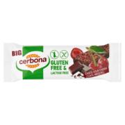 Cerbona glutén és laktózmentes csokis -meggyes müzliszelet 35g
