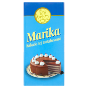 Marika kakaós tej tortabevonó 100 g