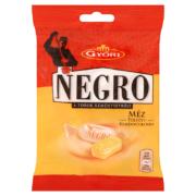 Győri Negro mézes töltött keménycukorka 79 g