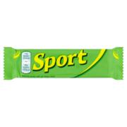 Sport étcsokoládéval mártott rumos ízű kakaós szelet 31 g