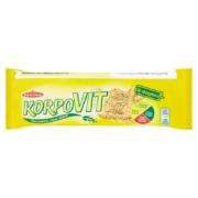 Győri Korpovit ropogós keksz teljes kiőrlésű gabonával 174 g