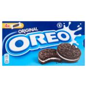 Oreo Original vanília ízű tölt.töltött kakaós keksz 176g
