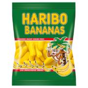 Haribo Bananas gyümölcsízű habosított gumicukorka 100 g