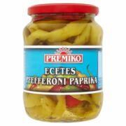 Premiko Ecetes Pfefferóni paprika 680g