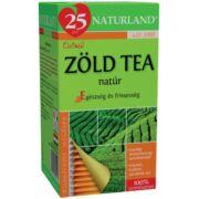 NATURLAND ZÖLD TEA FILTERES 20X1,5GR