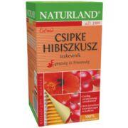 NATURLAND CSIPKE-HIBISZKUSZ TEA 20X3GR
