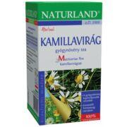 NATURLAND KAMILLAVIRÁG TEA 20X1,4G