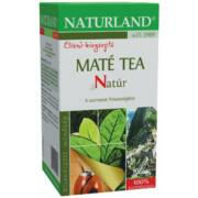 NATURLAND MATÉ TEA 20X2G