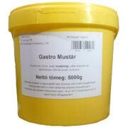 Gastro mustár 5000g