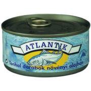 Atlantik Tonhaldarabok növényi olajban 185g