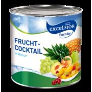 Excelsior Every Day Gyümölcssaláta, Light 2500g