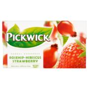 Pickwick Csipke Eper tea 20x2,5g