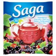 Saga tea 20 filter Feketeribizli 36g