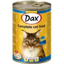 Dax állateledel macskáknak Hal 400g