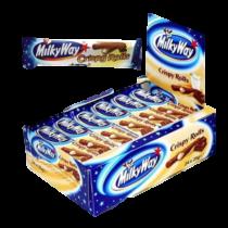 Milky Way Crispy Rolls 25 g