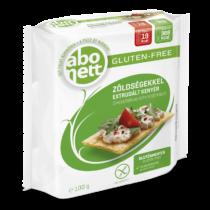 Abonett extrudált kenyér Zöldséges gluténmentes 100g