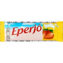 Ízvilág Eperjó tejcsokoládéval bevont szelet eperízű töltelékkel és joghurtízű töltelékkel 25 g