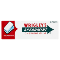 Wrigley's Spearmint cukormentes rágógumi 14 g