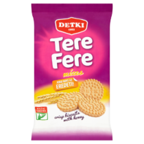 Detki Tere-fere mézes omlós keksz 180 g
