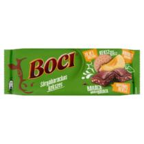 Boci sárgabarackos-kekszes tejcsokoládé 90 g