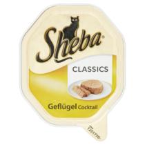 Sheba  állateledel macskáknak  85g Szárnyas