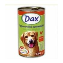Dax állateledel kutyáknak Szárnyas1240g