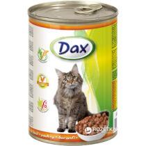 Dax állateledel macskáknak Szárnyas 400g