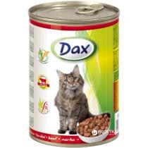 Dax állateledel macskáknak Marha 400g
