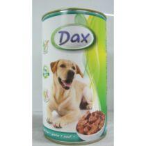 Dax állateledel kutyáknak Vad 1240g