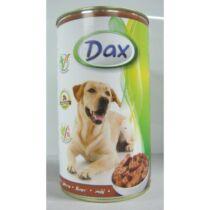 Dax állateledel kutyáknak Májas1240g