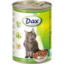 Dax állateledel macskáknak Nyúl 400g