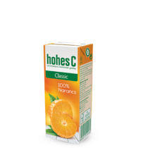 Hohes C Rostos Narancslé 100% 0,2l