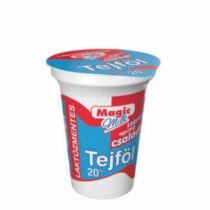 Magic Milk Laktózmentes tejföl 20% 325g 5374