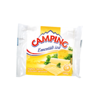 CAMPING Ementáli vágható, félzsíros, ömlesztett sajtszeletek 100 g 3307