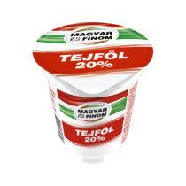 Magyar és Finom Tejföl 150 gr-os 20%-os 7202