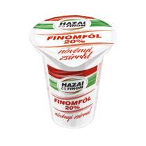 Hazai és Finom Finomföl 150 gr-os 20%-os 7220